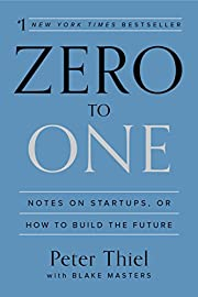 Zero to One: Notes on Startups, or How to…