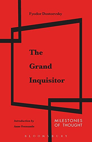 The Grand Inquisitor (Milestones of Thought), Fyodor Dostoevsky
