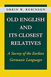 Old English and Its Closest Relatives: A…