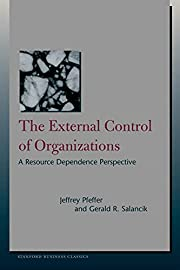 The External Control of Organizations: A…