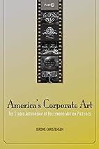 America's Corporate Art: The Studio…