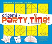 Origami Party Time! Kit af Florence Temko
