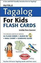 Tuttle Tagalog for Kids Flash Cards Kit:…