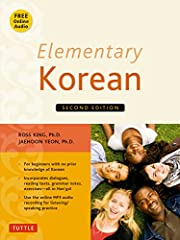 Elementary Korean: Second Edition (Includes…