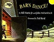 Barn Dance! (Reading Rainbow) av Bill Martin
