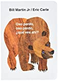 Cover art for Oso pardo, oso pardo, qué ves ahí?