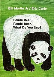 Panda Bear, Panda Bear, What Do You See?…