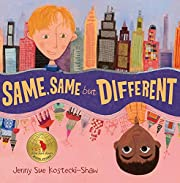 Same, Same But Different av Jenny Sue…