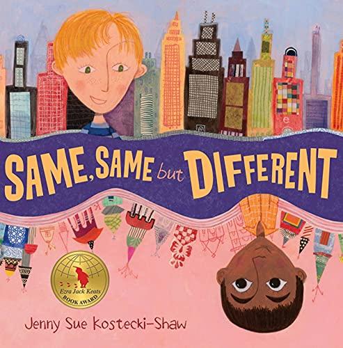 SAME, SAME, BUT DIFFERENT BY JENNY SVEKOSTECKI-SHAW