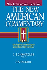1, 2 Chronicles (New American Commentary, 9)…