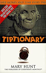 Tiptionary por Mary Hunt