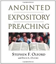 Anointed Expository Preaching de David…
