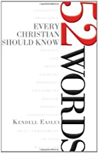52 Words Every Christian Should Know by…