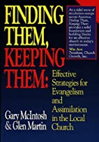 Finding Them, Keeping Them: Effective…