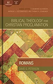 Commentary on Romans (Biblical Theology for…