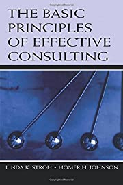 The Basic Principles of Effective Consulting…