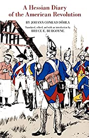 A Hessian Diary of the American Revolution…