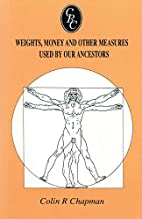 Weights, Money and Other Measures Used by…