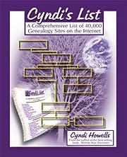 Cyndi's List a Comprehensive List of 40,000…