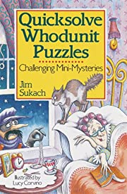 Quicksolve Whodunit Puzzles: Challenging…