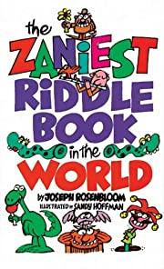 The Zaniest Riddle Book in the World de…