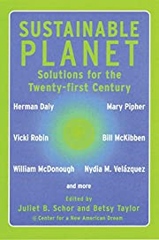 Sustainable Planet: Solutions for the…