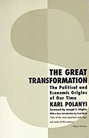The Great Transformation: The Political and…