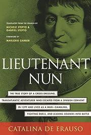 Lieutenant Nun - Memoir of a Basque…