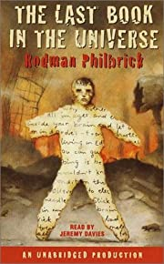 The Last Book in the Universe de Rodman…