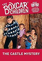 The Boxcar Children #36: THE CASTLE MYSTERY…