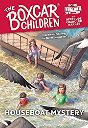 Houseboat Mystery (12) (The Boxcar Children…