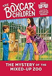 The Mystery of the Mixed-up Zoo (The Boxcar…