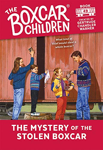 Mystery of the Stolen Boxcar, The