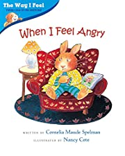 When I Feel Angry (The Way I Feel Books) –…
