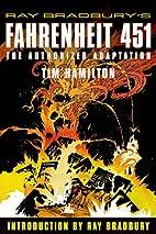 Fahrenheit 451 [Graphic novel] by Ray…