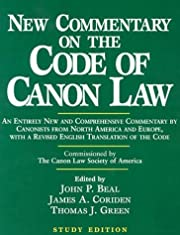 New Commentary on the Code of Canon Law:…
