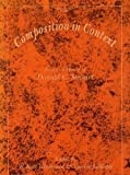 Composition in context : essays in honor of Donald C. Stewart / edited by W. Ross Winterowd and Vincent Gillespie
