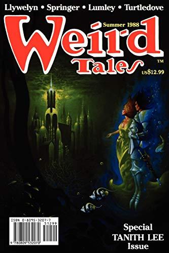 Weird Tales, Summer 1988 (Vol. 50, No. 2 Whole No. 291)