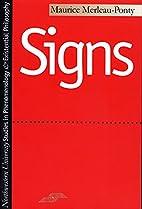 Signs by Maurice Merleau-Ponty