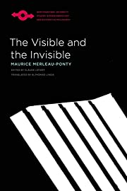 The Visible and the Invisible (Studies in…