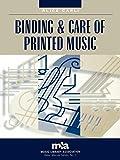 Binding and care of printed music / Alice Carli