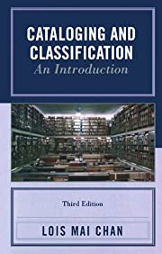 Cataloging and Classification: An…