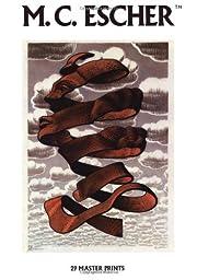 M.C. Escher : 29 Master prints de Maurits…