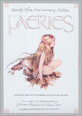 Faeries (ハードカバー)
