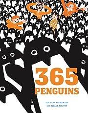 365 Penguins – tekijä: Jean-Luc Fromental