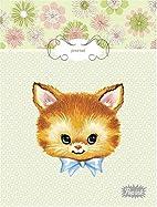 Happy Kitty Bunny Pony Journal by Popink