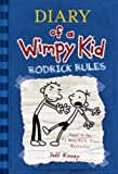 Diary of a Wimpy Kid: Rodrick Rules (2008) (Book) written by Jeff Kinney