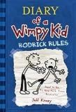 Diary of a Wimpy Kid: Rodrick Rules (2008) (Book) written by Jeff Kinney