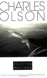 Selected Writings de Charles Olson