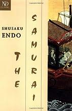 The Samurai by Shūsaku Endō